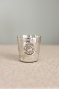 Mercury Bling Votive