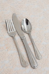 Stainless Steel Flatware Image