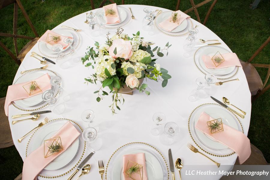 """72"""" Round Table Image"""