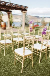 Gold Chiavari Chairs Image