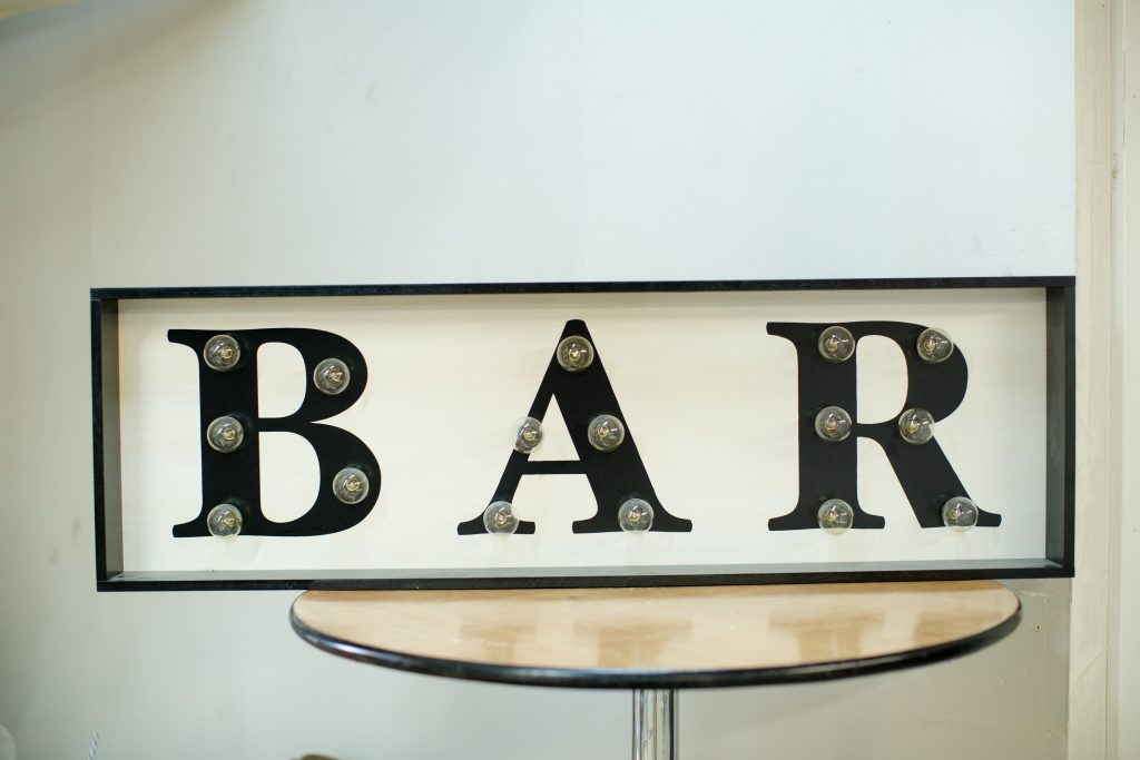 BAR Marquee Light Image